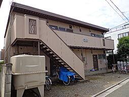 岩崎コーポ[202号室]の外観
