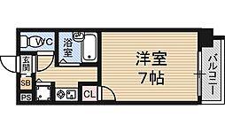 CityLifeプレサンス新大阪[3階]の間取り