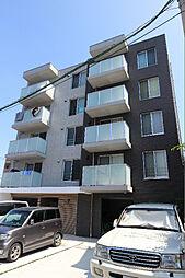 福岡県福岡市早良区室見2丁目の賃貸マンションの外観