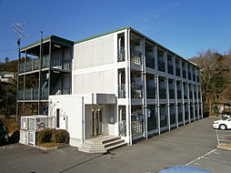 大阪府高槻市大和1丁目の賃貸マンションの外観