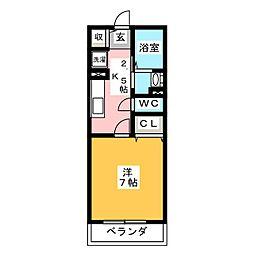 穂積駅 4.0万円