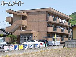 岐阜県岐阜市芥見4丁目の賃貸マンションの外観