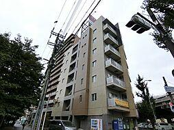 緑地マンション[4階]の外観