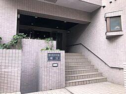 コートハイム横浜[208号室]の外観