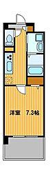 Jon Novi yokohama [ジョンノビヨコハマ][3階]の間取り