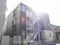 仮)松が枝町新築アパート[2階]の外観