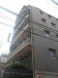 東京都台東区池之端3丁目の賃貸マンションの外観