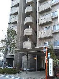 松崎ツインパークスS棟[601号室]の外観