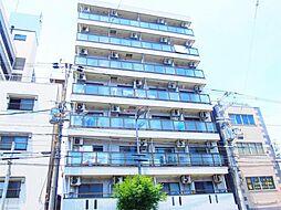 プレイスガーデン帝塚山[8階]の外観