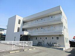長野県長野市三輪9丁目の賃貸マンションの外観