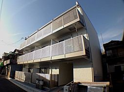 クレイノコンフォール杭瀬北新町[3階]の外観