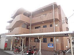 愛媛県松山市居相6の賃貸マンションの外観