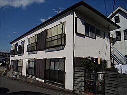 神奈川県横浜市港北区下田町5丁目の賃貸アパートの外観