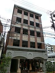 京都府京都市中京区菱屋町の賃貸マンションの外観