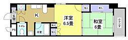 エンブレム元浜701〜705[7階]の間取り