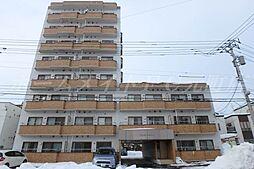 北海道札幌市東区北二十七条東20丁目の賃貸マンションの外観