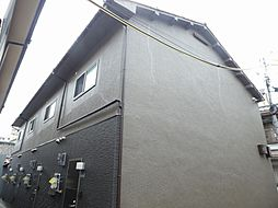 OsハイツII[1階]の外観