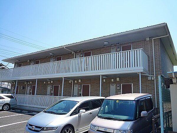 千葉県松戸市岩瀬の賃貸アパート