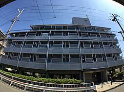 大阪府吹田市山手町4丁目の賃貸マンションの外観