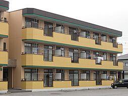 栃木県宇都宮市御幸ケ原町の賃貸マンションの外観