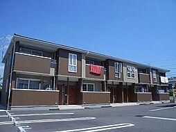 福岡県糟屋郡志免町志免東3丁目の賃貸アパートの外観