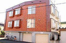 第11森宅建マンション[3号室]の外観
