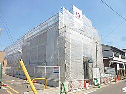 愛知県名古屋市千種区穂波町2丁目の賃貸アパートの外観