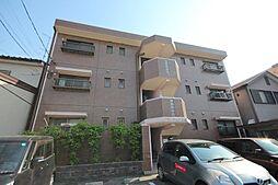 愛知県名古屋市中川区中野新町5の賃貸マンションの外観