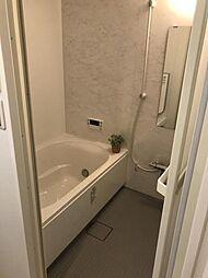 浴室暖房付きユニットバスです