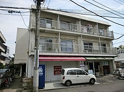 東京都西東京市ひばりが丘北3丁目の賃貸マンションの外観