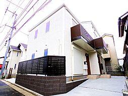 東京都練馬区東大泉3丁目の賃貸アパートの外観