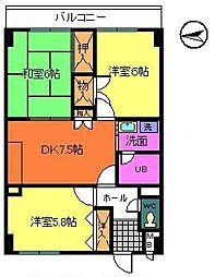 初芝駅 5.9万円