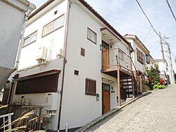 神奈川県横浜市南区大岡3の賃貸アパートの外観