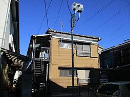 横山荘[201号室号室]の外観