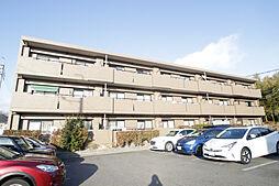 ピアネーズ神ノ倉[2階]の外観