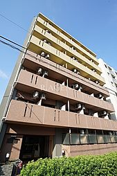 メジャーランド横濱鶴見[4階]の外観
