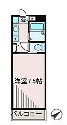 長田第一ビル[2階]の間取り