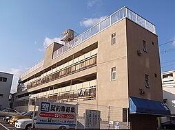 関西左官ビル[3階]の外観