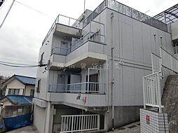 神奈川県横浜市西区西戸部町1丁目の賃貸マンションの外観