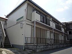 埼玉県朝霞市三原1丁目の賃貸アパートの外観