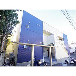 静岡県静岡市清水区草薙杉道1丁目の賃貸アパートの外観
