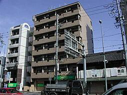 グランドハイネス御成[7階]の外観