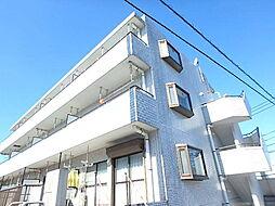 神奈川県座間市入谷東4丁目の賃貸マンションの外観