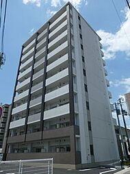 兵庫県姫路市安田1丁目の賃貸マンションの外観