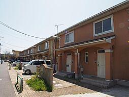 [テラスハウス] 千葉県船橋市夏見台4丁目 の賃貸【/】の外観