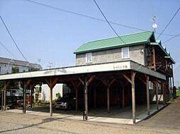 [テラスハウス] 北海道札幌市東区中沼西二条2丁目 の賃貸【/】の外観
