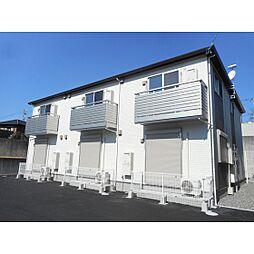 静岡県浜松市東区半田山6丁目の賃貸アパートの外観