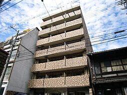 アスヴェル京都三条通[1階]の外観