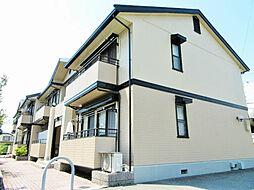 グリーンバレー B棟[1階]の外観