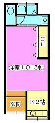[テラスハウス] 大阪府守口市寺方元町1丁目 の賃貸【/】の間取り